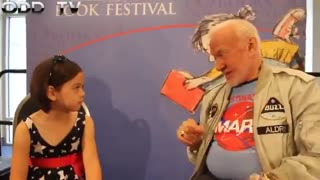 Buzz Aldrin on Why We Didn't Go To The Moon