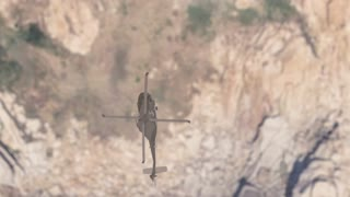 melitary helicopter video official