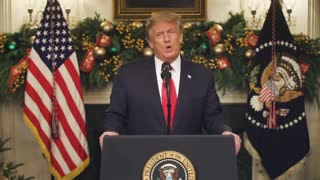 President Trump's speech