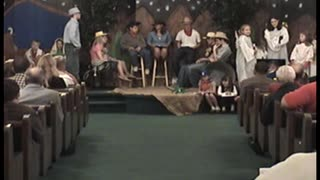 Special Service - Youth Christmas Program, 2007