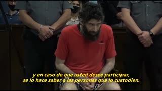 """Expulsan de su propio juicio por asesinato al """"hombre gato"""" tras no parar de maullar"""