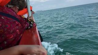 Boat tour in Pattaya Thailand