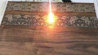 Creative Laser Engraving on Wood