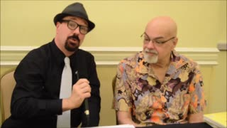 Interview with comic book artist/creator George Perez
