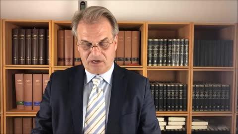 """Dr. Reiner Füllmich: Zusammenfassung der Erkenntnisse des """"Corona-Ausschuss"""""""
