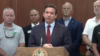 Governor DeSantis Green Cove Springs Press Conference 7/12/21