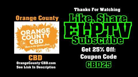 25% Off Orange County CBD Coupon Code: CBD25 - Edibles, Oil Extracts, Vape E-Liquids SEE DESCRIPTION