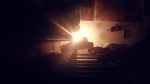 """""""TI LASCIO UNA CANZONE"""" di Gino Paoli - mini piano-cover"""