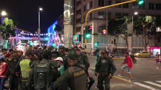 A esta hora ocurren disturbios en el Centro de Bucaramanga 3