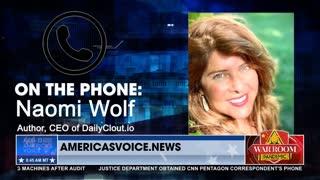 'I Know What's Coming': Naomi Wolf Warns Vaccine Passports Will Usher in Biofascist State