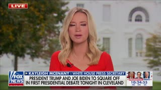 Kayleigh McEnany: The American people will recognize President Trump's accomplishments this evening