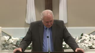 Humility of Christ (Pastor Charles Lawson)