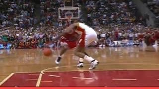 Michel Jordan highlights