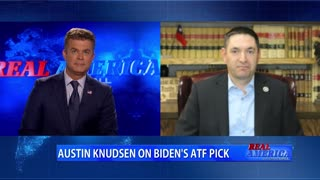 Real America - Dan W/ Attorney General Austin Knudsen (June 8, 2021)