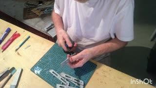 Building HMS Hood part 2