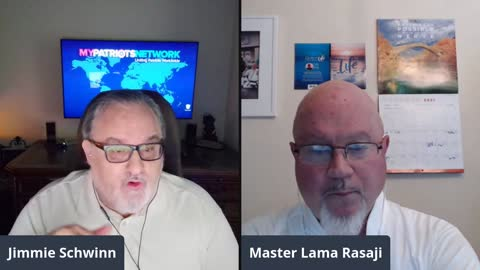 The Patriot & Lama Show - Episode 23 – Power of Group Prayer