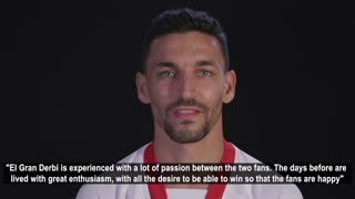 Sevilla star Jesus Navas on the importance of victory against Real Betis