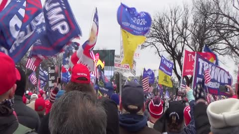 Mo Brooks speech part 3 (Stop the Steal March) (raw footage)