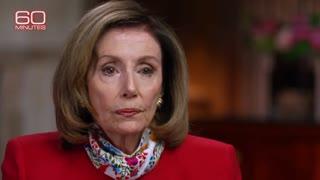 60 Minutes Host Catches Pelosi in a BIG Lie