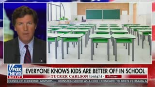 Tucker Absolutely DESTROYS Dr. Fauci for Flip-Flop on Closing Schools