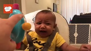 Funny Baby Video - Cute Babies laughing - Try not to laugh.