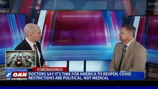 Doctor Says COVID-19 Restrictions Are Political, Not Medical