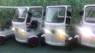 Stelan Electric Solar Vehicles