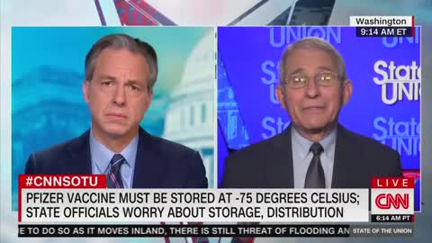 NEW NORMAL: Fauci says wear masks even AFTER you get vaxxed!