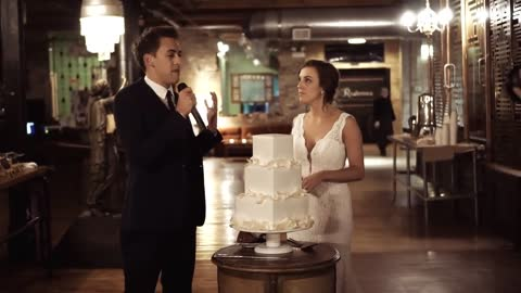 America's Got Talent Magician Pulls Off Awesome Magic Trick At Own Wedding