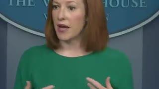 Press Sec Cornered On Biden's Traveling Hypocrisy