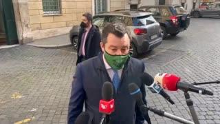 Matteo Salvini (Lega), ecco cosa diremo domani a Draghi, 5/2/21