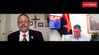 Arizona Today - Interview with Representative Mark Finchem