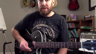 Guitar Lesson: Soloing over a dominant chord