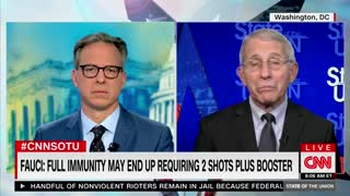 Dr. Fauci Flips On Booster Shots Non-Approval Being A 'Mistake'