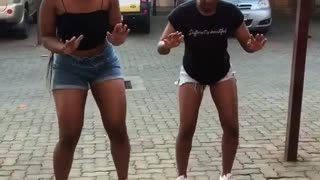 THESE GIRLS HAVE GOT MOVES