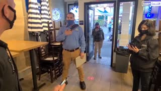 """Business Owner ERUPTS On Health Inspectors: """"Will You Pay My Rent?!"""""""