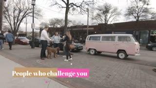 Business motivation video
