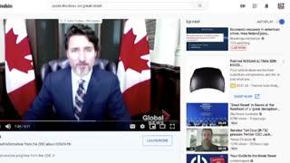 Justin Trudeau - Oath to Queen Elizabeth