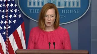 Psaki talks about trilateral pact