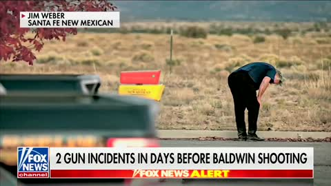 Fox News: L.A. Times Reports Stunt Double Accidentally Fired Rounds Days Prior to Baldwin Shooting