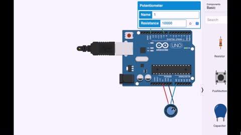 Arduino Lab 2, part 2
