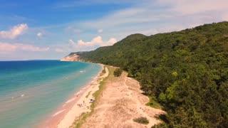 Lake Michigan Coastline