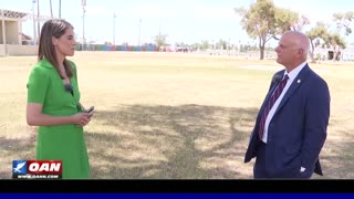 Ga. senators visit Ariz. election audit