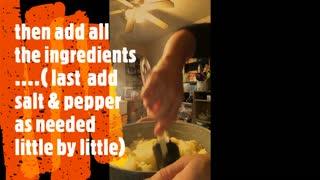 Make the best Homemade Potato Salad !!!
