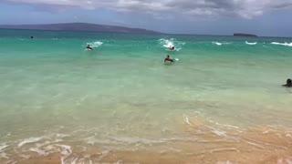 Slammed on Sand After Rolo Flip