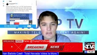 New Evidence Of Nevada Voter Fraud