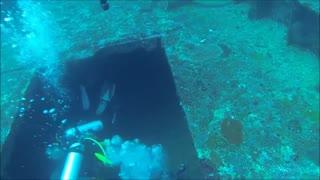 Wreck Diving - Sabang / Puerto Galera - Philippines