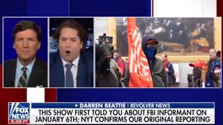 FBI Involvement In J6 Riots From The Reporter Who First Broke Story