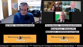 Senator Manzella Explains How Big-Tech Censorship Bill Works