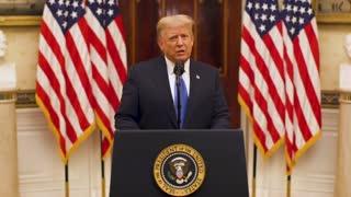 "The White House Video, ""Farewell Address of President Donald J. Trump"""